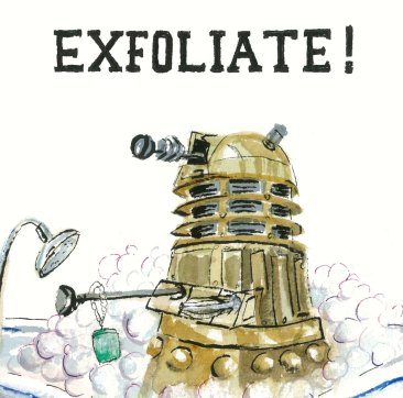 perfect-dalek-shower-curtain-for-your-shower-curtain-exfoliate-custom-printed-4-weeks-delivery-of-dalek-shower-curtain