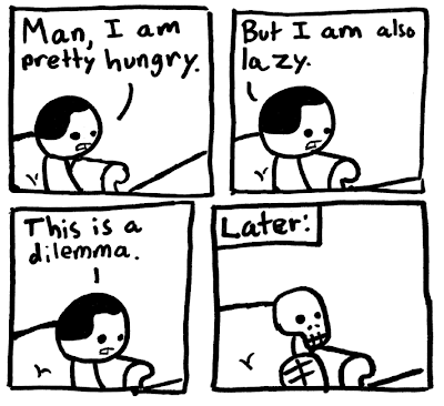 Hungry-LazyDilemma